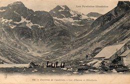 DEPT 65 : Précurseur édit. Royer N° 163 : Lac D Estom Et Hôtellerie , Environs De Cauterets - France