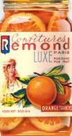 """CPA / PUBLICITE / ETIQUETTE / CALENDRIER 1958 """"Confiture REMOND"""" - Publicité"""