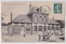SAINT-ERME (Aisne) - Mairie Et Ecole Communale - Bienaimé Dupont Reims - France