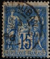 -Sage N°101  Type Ll.(CAD) O MONTAUBAN  1896. - 1876-1898 Sage (Type II)