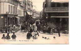 CPA Angoulême (Charente) Rue De Périgueux - Angouleme