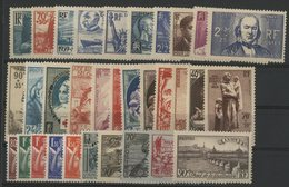 1939 ANNEE COMPLETE ** (MNH). Cote 343 €. 32 Timbres N° 419 à 450. TB. - France