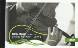 IRLANDE - CARNET De PRESTIGE - N°C1735 ** (2006) Musique Irlandaise - Carnets