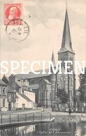 L'Eglise Et L'Abreuvoir - Belœil - Beloeil