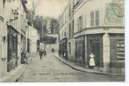 Garches- La Grande Rue - Garches