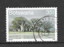 Baobab. N°.... Chez YT. (Voir Commentaire) - Botswana (1966-...)