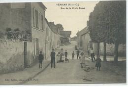 Vémars-Rue De La Croix Bossé - France