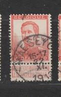 COB 118 Oblitération Centrale MAESEYCK - 1912 Pellens