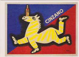 SAVIGNAC  Ed Forney N°13 Série Aperitif - Alcool Publicité Cinzano - CPM 10,5x15  Etat Luxe 1998 Neuve - Savignac