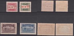 Japon - 1921 - Yvert N°162/5* (charniere Infime).(RD431)DC5944 - Japon