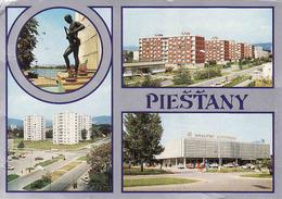 Slovakia, Piestany, Spam Kurhaus, Gebraucht, Pouzitá - Slovacchia