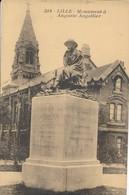 Lille Edition Du Furet Du Nord 214 Monument à Auguste Angellier état Neuf - Lille