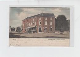 VISE - GRAND HOTEL QUADEN DOSSIN -  ECRITE 1902 - Visé