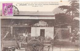 GRENOBLE VENTE ET ACHAT DE TOUS MATERIAUX FRIPERIE - Grenoble