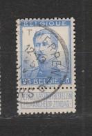 COB 120 Oblitération Centrale ANTWERPEN 1G - 1912 Pellens