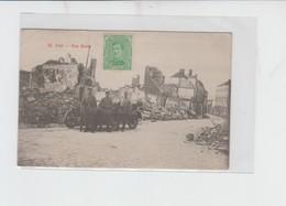 VISE - RUE HAUTE POUR TUNIS - TUNISIE -  PRISON MILITAIRE - 1919 - Visé