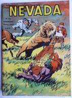 NEVADA N° 108 LUG MIKI LE RANGER - Nevada