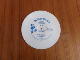 """Vinyle Souple Disco-Bana N° 60 """" Le Casatschok """" - Vinyl Records"""
