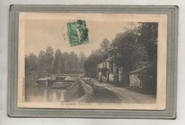 CPA - (79) COULON - Mots Clés: Canal Du Grand Coin-Chemin De Halage- Ecluse De La Sotterie En 1915 - Max Ménar - Francia