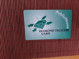 Diamond Telecom Belgium (Mint,Neuve) Very Rare - Cartes GSM, Recharges & Prépayées