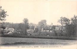 ¤¤   -   SAINT-VELERY-sur-SOMME   -   Vue Générale De La Vieille Ville     -   ¤¤ - Saint Valery Sur Somme