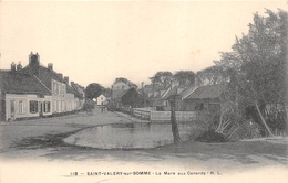 ¤¤   -   SAINT-VELERY-sur-SOMME   -   La Mare Aux Canards    -   ¤¤ - Saint Valery Sur Somme