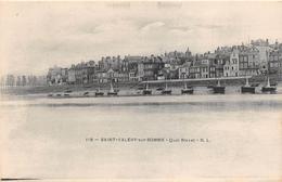 ¤¤   -   SAINT-VELERY-sur-SOMME   -    Quai Blavet    -   ¤¤ - Saint Valery Sur Somme