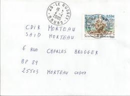 YT 3777 De 2005 - Aix-en-Provence Sur Env. Entière - Oblitération Manuelle - Covers & Documents