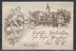 """Dr.Reich MiNo. 40 Auf Karte """" Gruss Aus Osnabrück"""" Vom 18.5.88. Nach Bad Ems - Germany"""