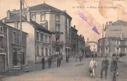 (54) Auboué - Place De La République - Francia