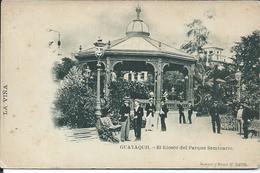 Guayaquil-El Kiosco Del Parque Seminario. - Equateur