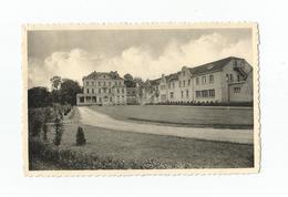 """VLESENBEEK - Institut Médico-Chirurgical """"Les Petites Abeilles"""" - Vue Côté Château  (1957). - Sint-Pieters-Leeuw"""