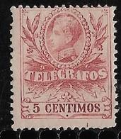 Spanje Telegraaf Ed. Nr. 39 - Telegrafi