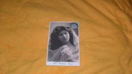 CARTE POSTALE ANCIENNE CIRCULEE DE 1906../ Melle LOZERON OPERA...CACHETS + TIMBRE - Entertainers