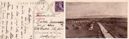CP- GURS- Vue Générale Du Camp-- ( Internés Politiques Français )-  Cachet: Contrôle Militaire- - Marcophilie (Lettres)
