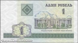 TWN - BELARUS 21 - 1 Rublëy 2000 Prefix ГА UNC - Bielorussia