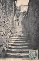 (54) Briey - Escalier De La Grosse Tour - 1906 - Briey