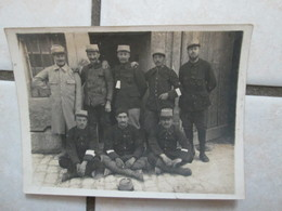 Groupe De Soldats - Guerre, Militaire