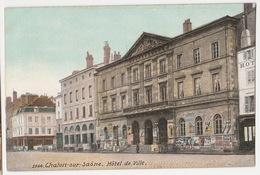 Chalon - Hotel De Ville - Chalon Sur Saone