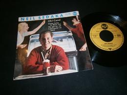 EP 45t / Neil Sedaka Oh Carol RCA - Rock