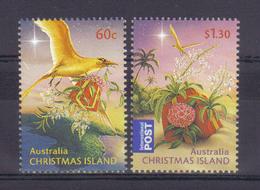 Christmas Islands  2010 Christmas Y.T. 689/690 ** - Christmas Island