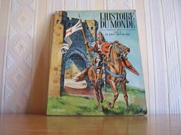 Album Chromos Images Vignettes Timbres Tintin *** Histoire Du Monde 3 *** - Albums & Catalogues