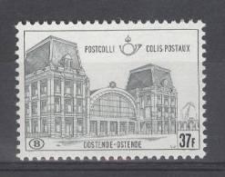 "BELGIE - OBP Nr TR 408  - Spoorwegen/Chemins De Fer"" - Oostende - MNH**  - Cote 13,00 € - Railway"