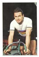 Michel Rousseau Champion Du Monde Ph. Miroir-Sprint - Cyclisme
