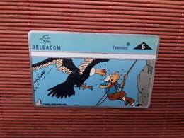 P 466 Tintin 609 L  (Mint,Neuve) Rare ! - Belgique
