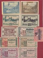Autriche 11 Notgeld  L 'état Lot N °116 - Oostenrijk