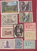 Autriche 11 Notgeld  L 'état Lot N °117 - Oostenrijk