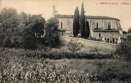 11546     ARDUS   L EGLISE - Francia