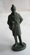 Rare FIGURINE KINDER  METAL LES METIERS 3 70's - MEDECIN DOCTEUR Arzt (3) - Figurines En Métal