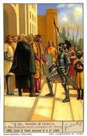 Chromo - Liebig - Le Cid - Tragédie De Corneille - 4 Don Rodrigue Rentre Vainqueur Des Mores - Liebig